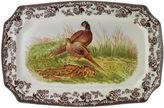 Spode Rectangular Pheasant Platter