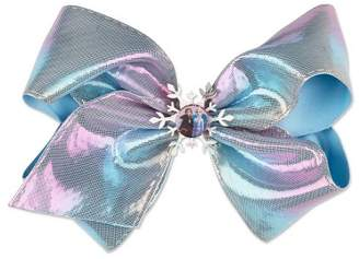 Scunci Frozen 2 Salon Clip Jumbo Bow 3