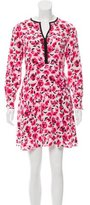 Kate Spade Floral Silk Dress