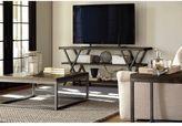 Universal Furniture Berkeley 3 Brownstone Complete Entertainment Console