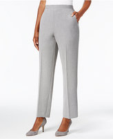 Alfred Dunner Arizona Sky Pull-On Straight-Leg Pants