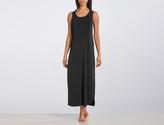 Karla Colletto Knit Long Tank Dress