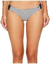 Hurley Quick Dry Stripe Surf Bottoms Women's Swimwear