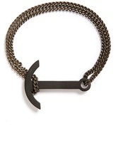 Miansai Men's 'Modern' Anchor Chain Bracelet