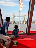 Virgin Experience Days London'sTower Bridge Experience With Afternoon Tea And Thames Sightseeing For Two