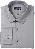 Geoffrey Beene Men's Fitted Sateen Shirt