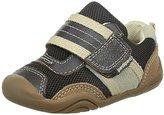 pediped Grip-N-Go Adrian Sneaker (Toddler),Chocolate Brown,22 EU (6-6.5 M US Toddler)