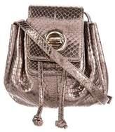 See by Chloe Mini Embossed Leather Crossbody Bag