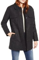 Pendleton Kit Wool Blend Shirt Jacket