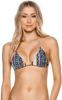 Volcom Locals Reversible V Neck Bikini Top