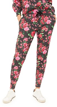 Generation Love Isa Floral Print Sweatpants