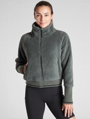 Athleta Tugga Sherpa Jacket