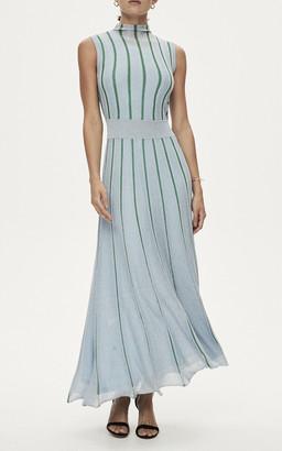 Rachel Gilbert Julien Pleated Dress