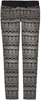 Arizona Knit-Waist Jeggings - Girls 7-16 and Plus