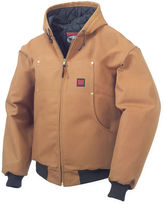 JCPenney Tough Duck Hooded Bomber Jacket