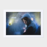 Paul Smith On The Night Bus Print #3 - Nick Turpin