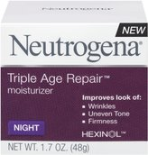 Neutrogena Triple Age Repair Night Cream, 1.7 Ounce