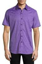 Robert Graham Cullen Jacquard Shirt
