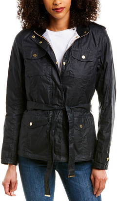 Barbour Mackay Wax Jacket