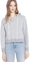 Mother Personal Space Cropped Hoodie
