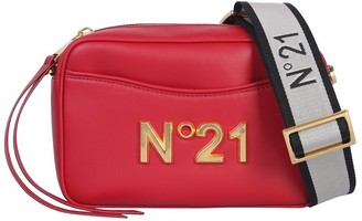 N°21 Leather Shoulder Bag