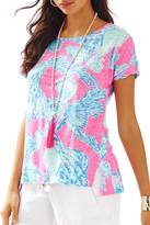 Lilly Pulitzer Mikela Linen Top