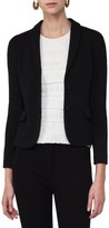 Akris Punto Women's Two-Button Jersey Blazer