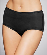 Fine Lines Pure Cotton Full Coverage Brief