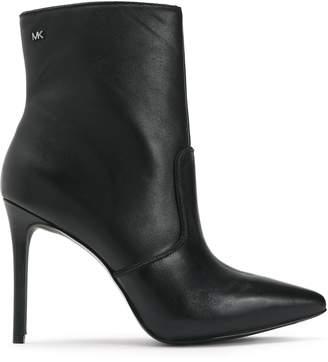 MICHAEL Michael Kors Blaine Leather Ankle Boots