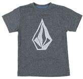 Volcom Boy's Logo Graphic T-Shirt