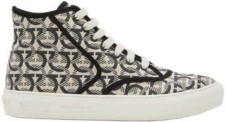 Salvatore Ferragamo Wimbledon sneakers