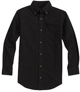 Class Club 8-20 Solid Twill Dress Shirt