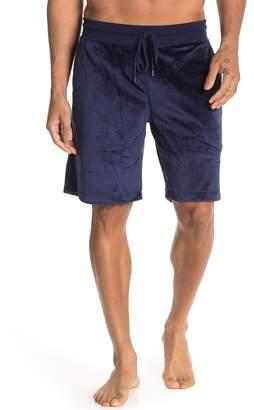 Daniel Buchler Velour Lounge Shorts