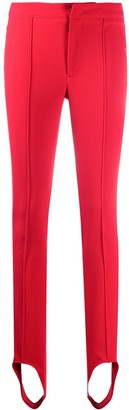 MONCLER GRENOBLE Fitted Stirrup Leggings