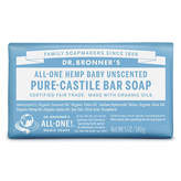 Dr. Bronner's Dr. Bronner Castile Bar Soap - Baby-Mild