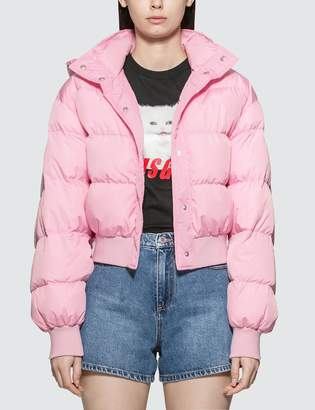MSGM Basic Short Down Jacket
