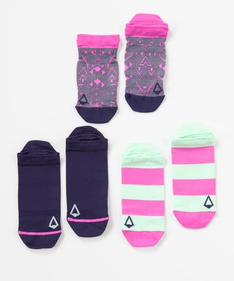 Lululemon Everywhere Socks *3-Pack - Girls