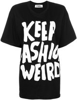 Jeremy Scott Keep Fashion Weird T-shirt