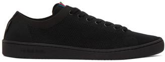 Paul Smith Black Knit Miyata Sneakers