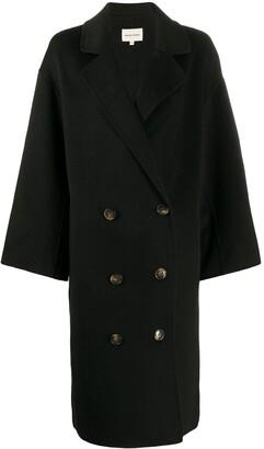 LOULOU STUDIO oversized Borne coat