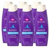 Aussie Mega Moist Conditioner 13.5 Fl Oz (Pack of 6)