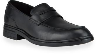 Bally Men's Neffer Leather Penny Loafers