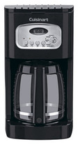 12-Cup Programmable Coffee Maker, Black