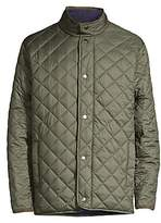 online store c2127 1aff0 Peter Millar Men's Suffolk Quilted Car Coat $262.25 at Saks Fifth Avenue
