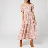Free People Women's She's A Dream Midi Dress