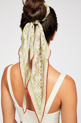 Free People On The Road Scarf Pony