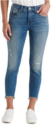 Lucky Brand Ava Ripped Skinny Jeans
