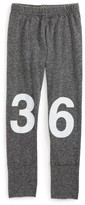 Nununu Toddler Girl's Numbered Leggings