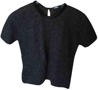 Cerruti Black Wool Knitwear for Women