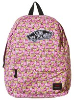 Vans Princess Peach Nintendo Backpack